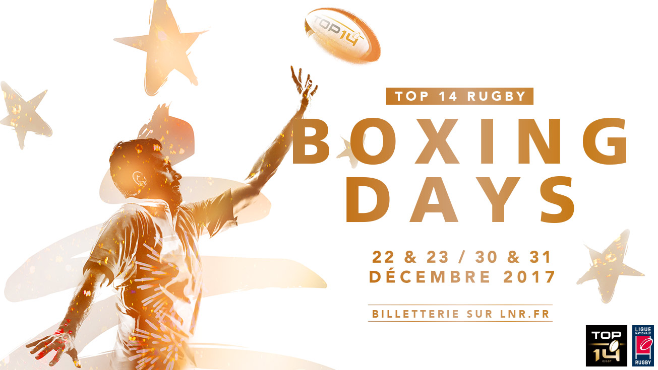 Boxing Days Rugby | Le clip officiel