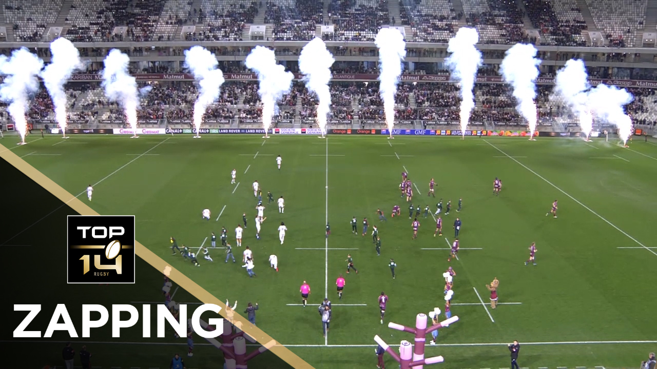 TOP 14 – Le Zapping de la J19 – Saison 2017-2018