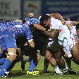 Rugby PRO D2 : Statistiques