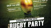 TOP 14 Rugby Party