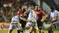 Duel franco-français et match de gala à Colombes où le Racing 92 recevra Toulon, triple tenant du tire, en quarts! (Crédit photo: Presse Sports)