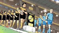 BD TOP 14 - Tome 3