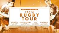 TOP 14 Rugby Tour