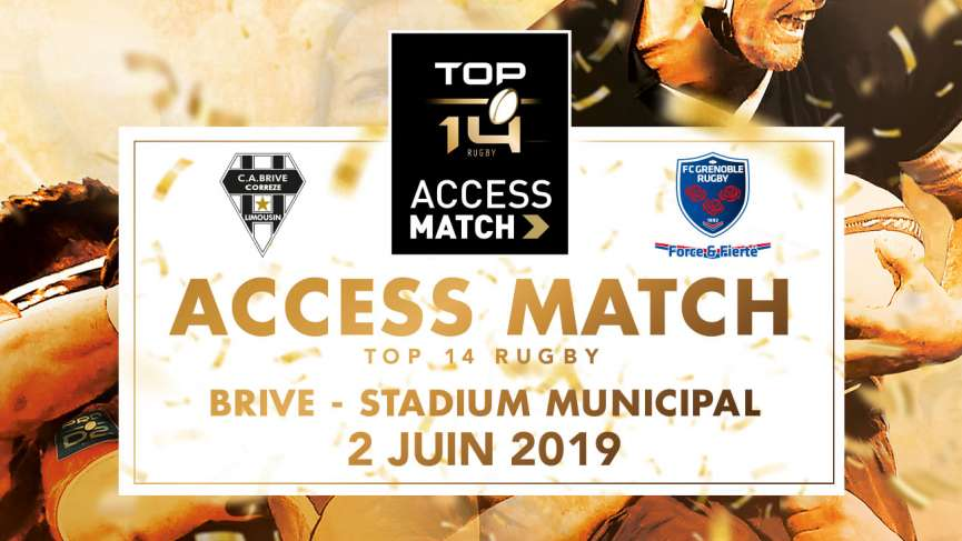 TOP 14 Access Match