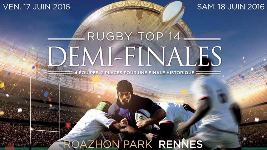 Rencontre top 14 2016