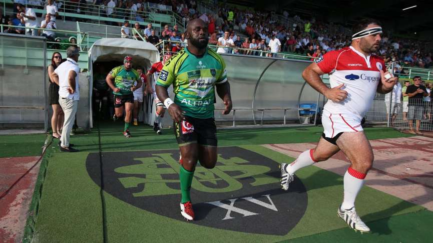 Rencontre pro d2 rugby