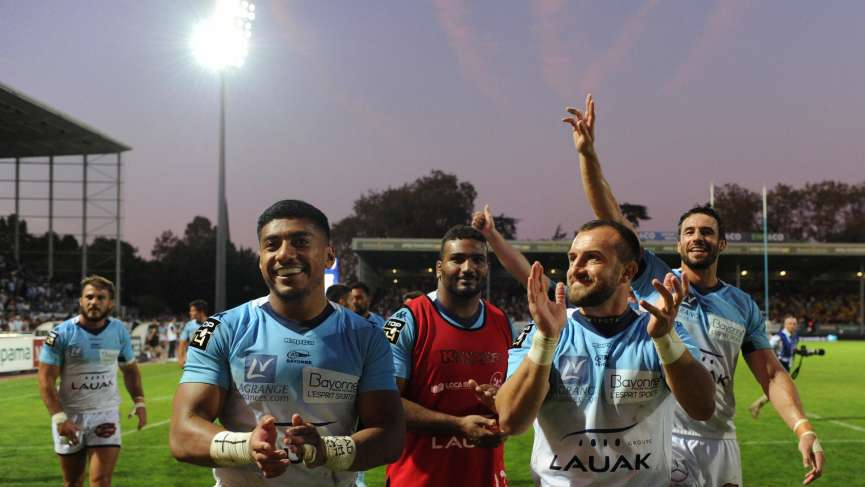 Montpellier Rugby Calendrier.Top 14 Aviron Bayonnais Montpellier Herault Rugby 28