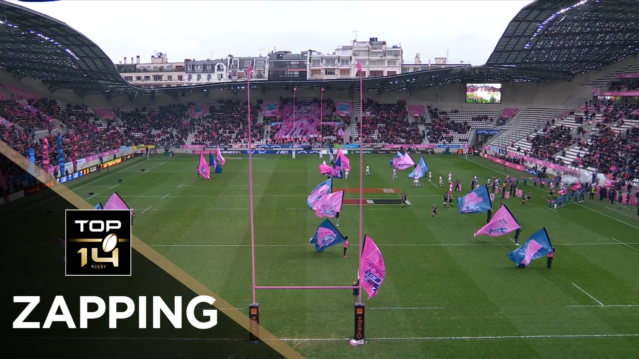 TOP 14 – Le Zapping de la J18 – Saison 2018-2019