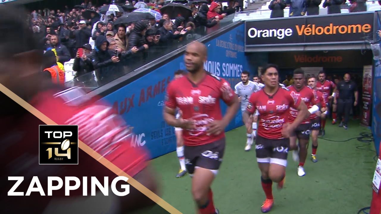 TOP 14 – Le Zapping de la J21– Saison 2018-2019
